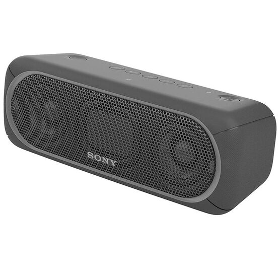 Sony Bluetooth/NFC Wireless Speaker - Black - SRSXB30BLK