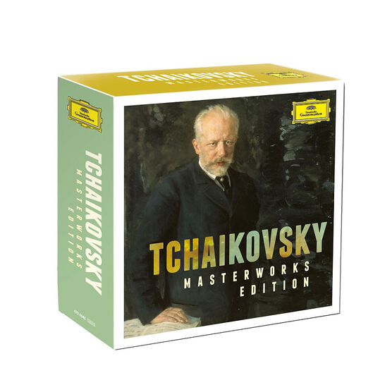 Various Artists - Tchaikovsky Masterworks Boxed Set - 27 CD