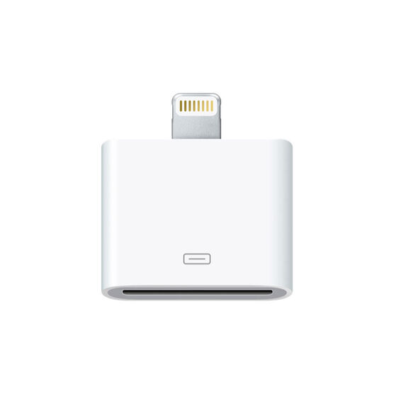 Lightning to 30-pin Adapter - MD823ZM/A