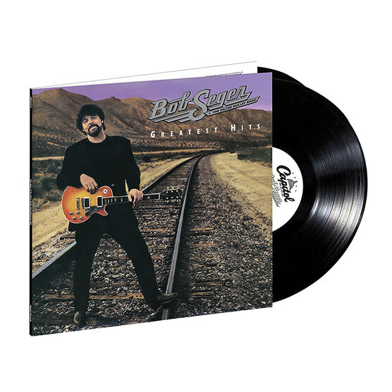 Bob Seger and The Silver Bullet Band - Greatest Hits - 2 LP Vinyl