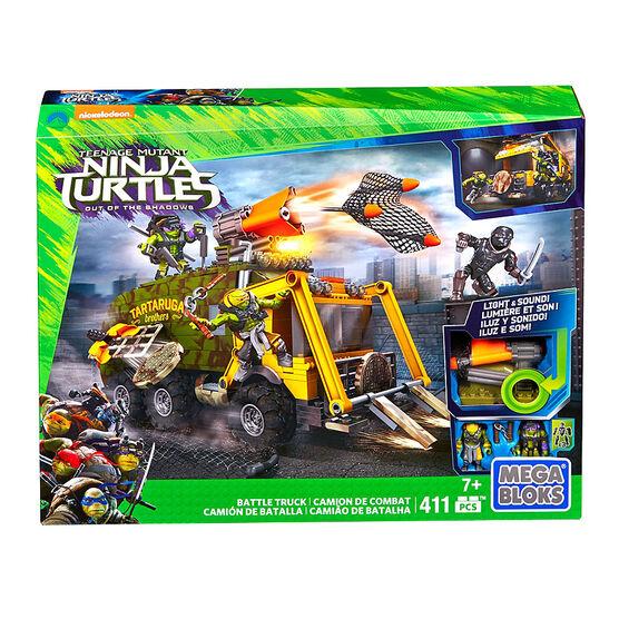 Mega Bloks Teenage Mutant Ninja Turtles - Battle Truck
