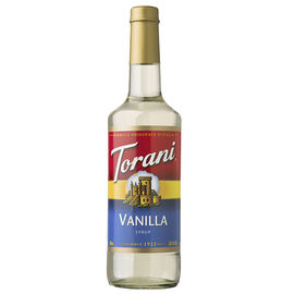 Torani Vanilla Syrup - 750 ml