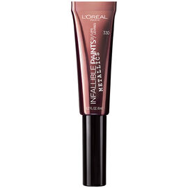 L'Oreal Infallible Paints Metallic Lipstick