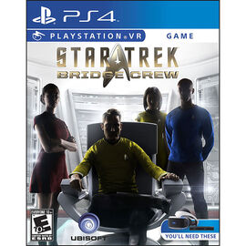 PS VR Star Trek: Bridge Crew