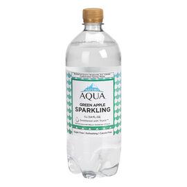 Naturo Aqua Sparkling Water - Green Apple - 1L