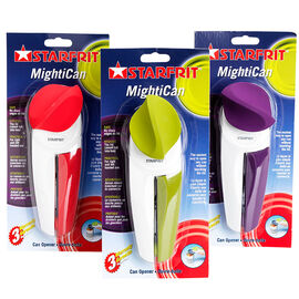 Starfrit Mightican Opener - Assorted