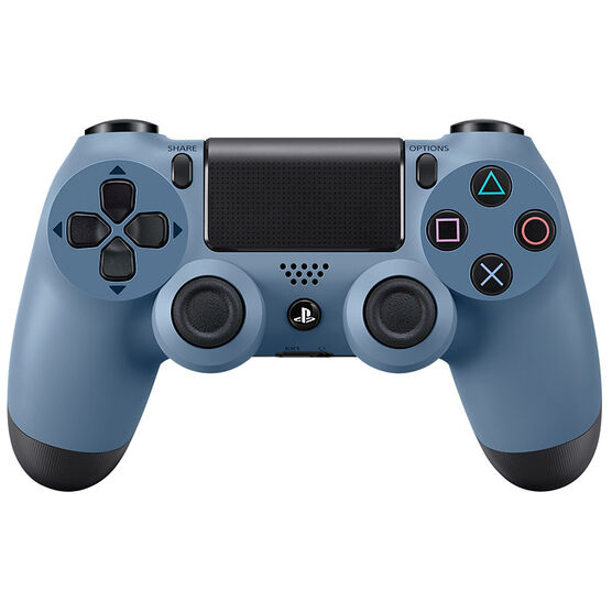 PS4 DualShock 4 Gray Blue Wireless Controller