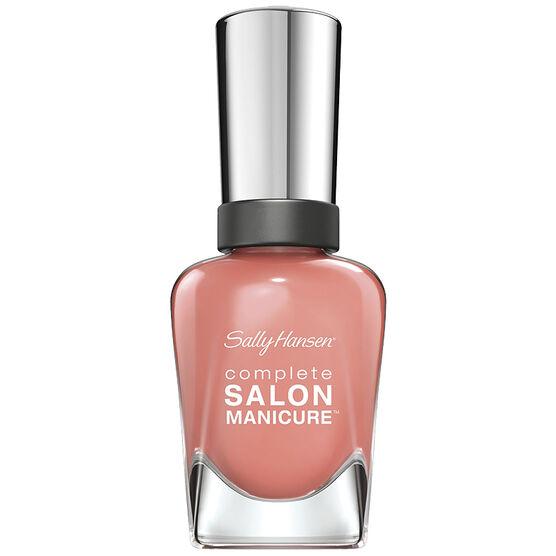 Sally Hansen Complete Salon Manicure Nail Polish - Peach of Cake