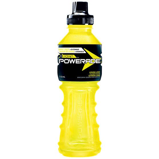 Powerade ION4 Sport Drink - Lemon Lime - 710ml