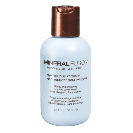 Mineral Fusion Eye Makeup Remover - 100ml