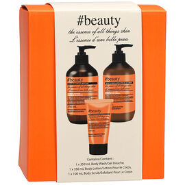 Hashtag beauty Box Gift Set - Mimosa - 3 piece