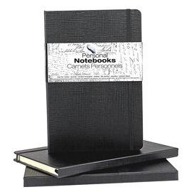 SpiceBox Notebooks - Black - 3 pack