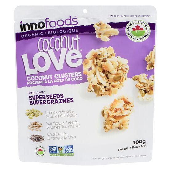 Inno Coconut Love - Super Seeds - 100g