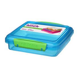 Sistema Lunch Sandwich Box - 3pk/450ml