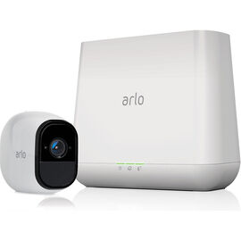 Netgear Arlo Pro Wireless HD Security System With Audio - 1 Cam Kit - VMS4130-100PAS