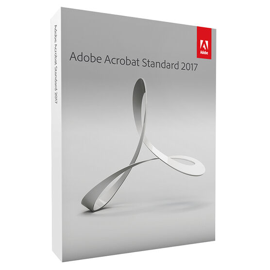 Adobe Acrobat 2017 Windows
