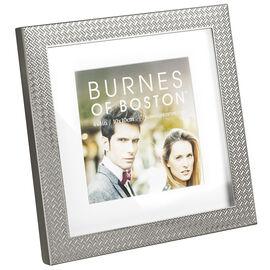 Burnes Black Herringbone Frame - 566544