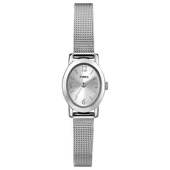Timex Women's Watch - Silver - T2N743GP
