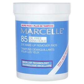 Marcelle Oil-Free Eye Makeup Remover Pads - 85s