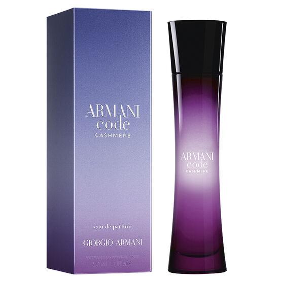 Armani Code Cashmere Eau de Parfum - 50ml