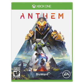 PRE ORDER: Xbox One Anthem