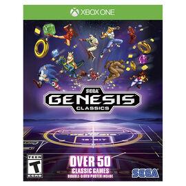 PRE ORDER: Xbox One Sega Genesis Classics