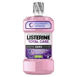 Listerine Total Care Zero - Mild Mint - 1L