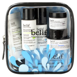 belif Best Sellers On-the-Go Travel Kit - 5 piece