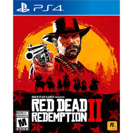 PRE ORDER: PS4 Red Dead Redemption 2