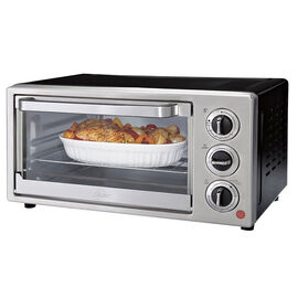 Oster Convection Toaster Oven - Black/Stainless - TSSTTVF815-033