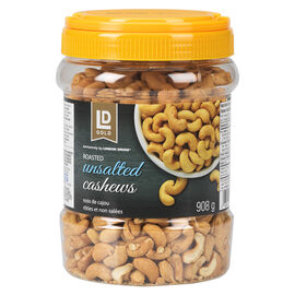 LD Gold Roasted Cashews - Unsalted
