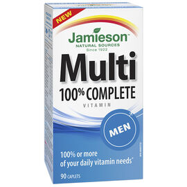 Jamieson Multi 100% Complete Vitamin - Men - 90's