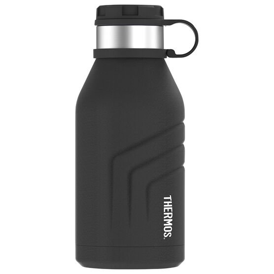 Thermos Element5 Vacuum Insulated Beverage Bottle with Screw Top - Matte Black