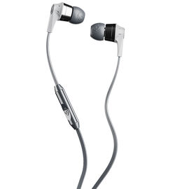 Skullcandy Ink'd 2.0 Headphones with Mic - Gray - S2IKYK610