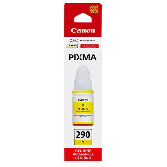 Canon GI-290 Ink Bottle - Yellow - 1598C001