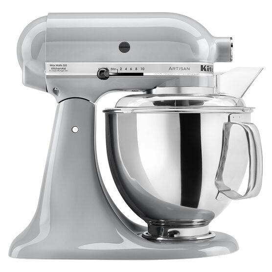 KitchenAid Artisan Series 5 quart Stand Mixer - Metallic Chrome - KSM150PSMC