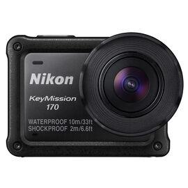 Nikon KeyMission 170 - Black - 50454