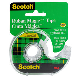 3M Scotch Magic Tape - 19mm x 16m