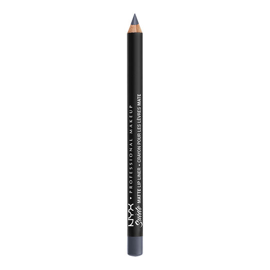 NYX Professional Makeup Suede Matte Lip Liner - Foul Mouth