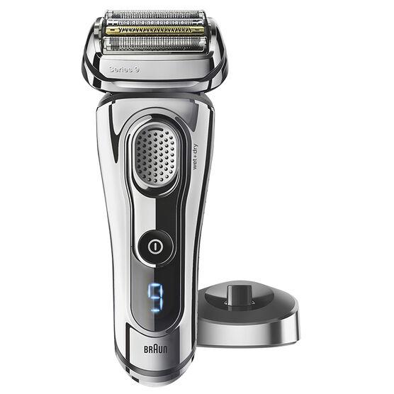 Braun Series 9-9293S Shaver - Silver - 87848
