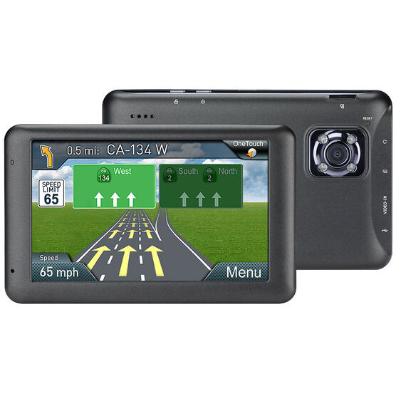 Magellan GPS with Dash Cam - Factory Reconditioned - RM6230RGLUCRB