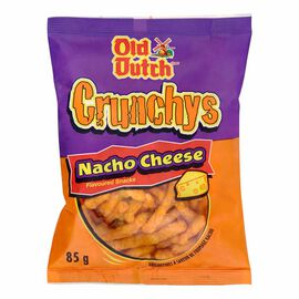 Old Dutch Crunchys - Nacho Cheese - 85g