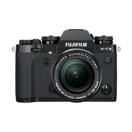 Fujifilm X-T3 with XF 18-55mm Lens