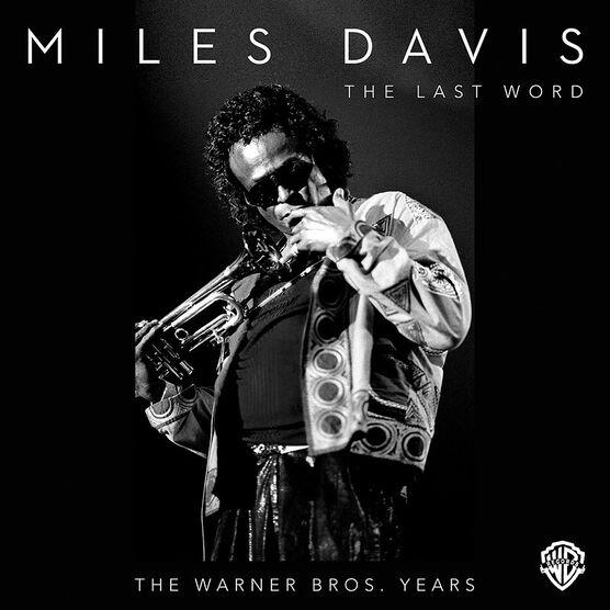 Miles Davis - The Last Word: The Warner Bros. Years - 8 CD Set
