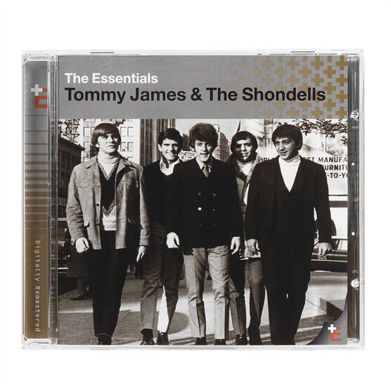 The Essentials: Tommy James and The Shondells - CD