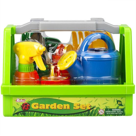 Red Box Garden Tote - 25027