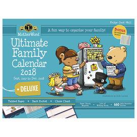 Motherword  Ultimate Calendar - Deluxe