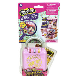 Shopkins Lil Secrets Mini Set Series 1 - Surprise
