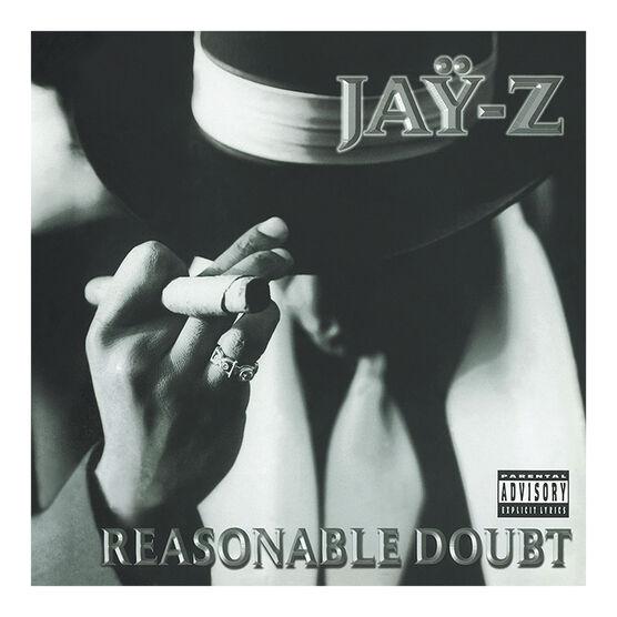 Jay-Z - Reasonable Doubt - Vinyl