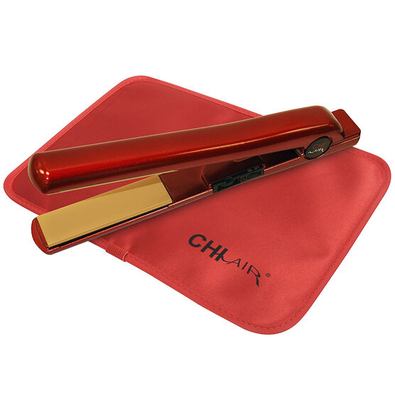 Chi Air Classic 1 inch Flat Iron - Fire Red - CA1013